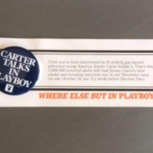 Jimmy Carter Talks to Playboy 1