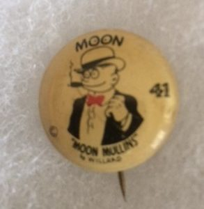 1930s Moon Mullins Pinback