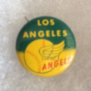 1965 Guys Potato Chips LA Angeles Pinback