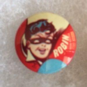 Robin - Batman Pinback 1966