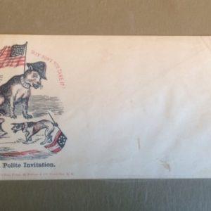 Civil War Envelope Winfield Scott