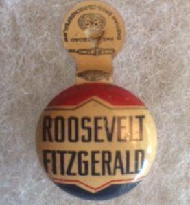 Roosevelt Fitzgerald Tab