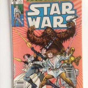 Star Wars Comic issue 14