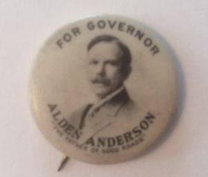 Alden Anderson for Governor of California old