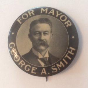 George Smith Mayor Los Angeles 1909